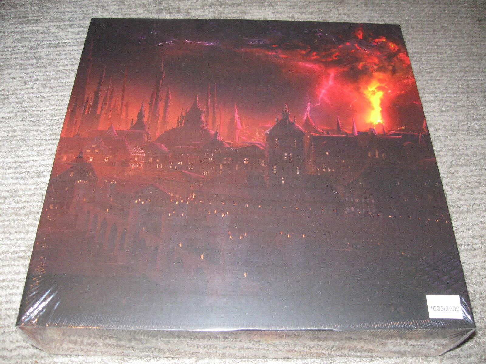 Nuevo Mistborn Edición Prestige casa de juego de mesa guerra KickEstrellater Exclusivo Caballero
