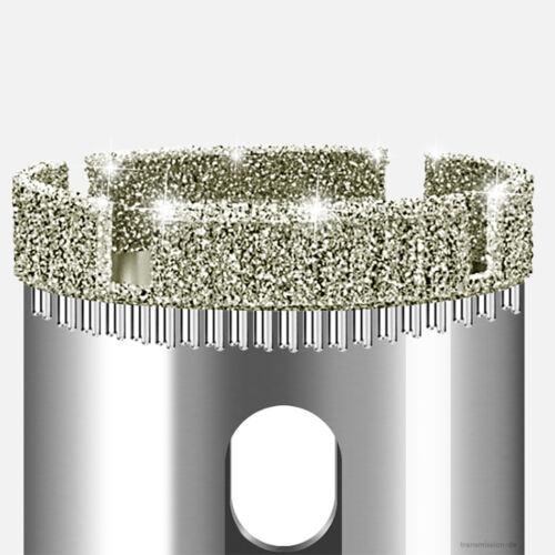 Diamond Hole Saw Ø3mm-200mm Drill Bit Tile Ceramic Porcelain Glass Marble Cutter