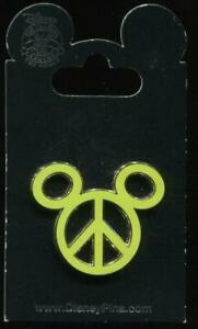 Neon-Green-Peace-Sign-Mickey-Head-Disney-Pin-66621