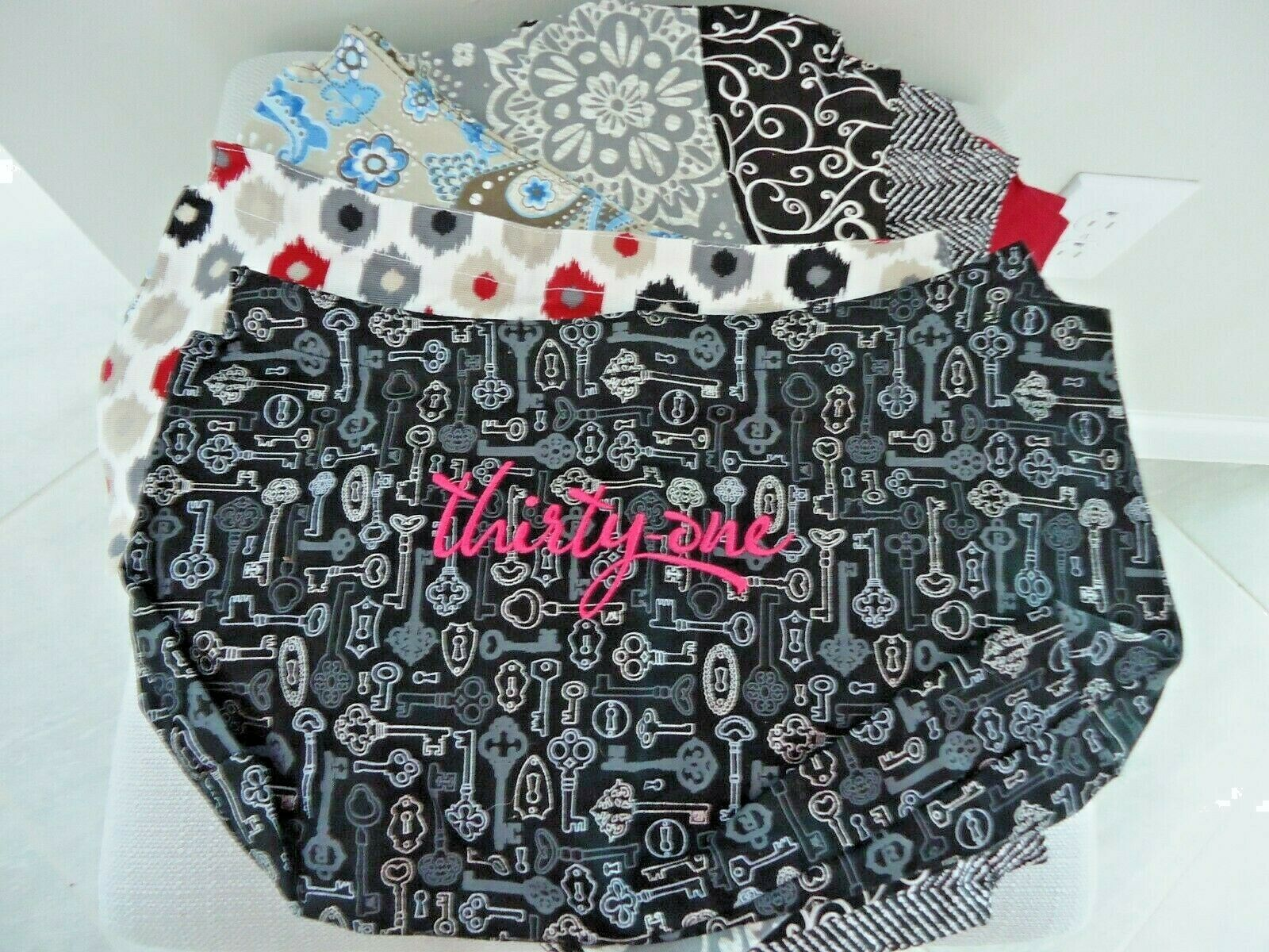 Thirty-One Skirt Purse Covers (7) NEW