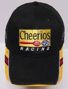 New-2008-NASCAR-BOBBY-LABONTE-CHEERIOS-ADJUSTABLE-HAT-CAP-RICHARD-PETTY-RACING-b