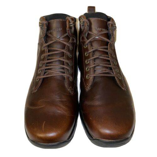 Men's RED WING Vintage Hiking Boots Sz 9