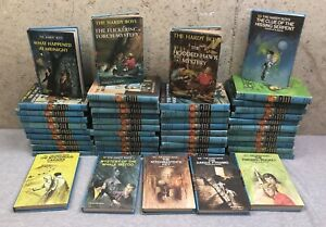 Vintage-The-Hardy-Boys-Matte-HC-Book-YOU-CHOOSE-TITLES-Dixon-Hardcover