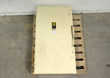 Square D Hu365 400 Amp 3 Ph Disconnect Safety Switch 600v Acdc Non Fusible