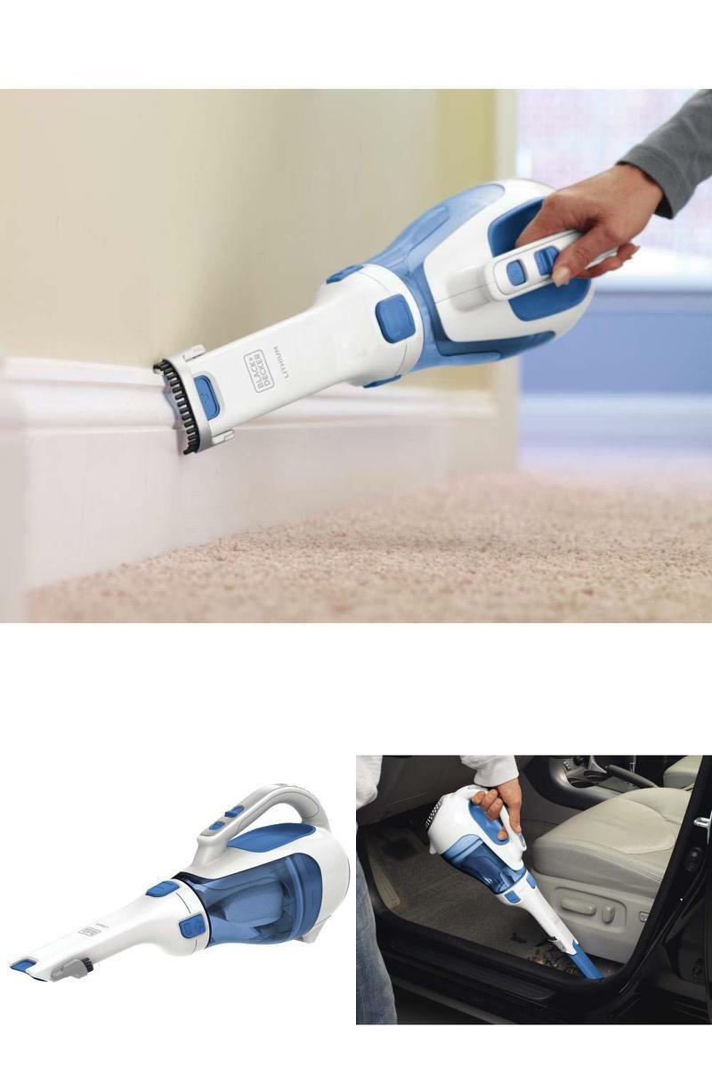 Portable Rechargeable Home Car Pet Dust Cleaner Hand Vacuum Cleaner For Home Use