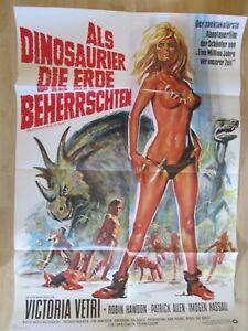 Filmplakat-Als-Dinosaurier-die-Erde-beherrschten-Victoria-Vetri
