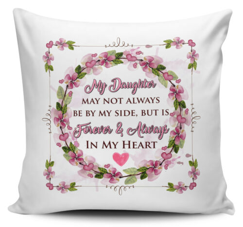 Floral May Not Always Be By My Side Cushion Cover My..