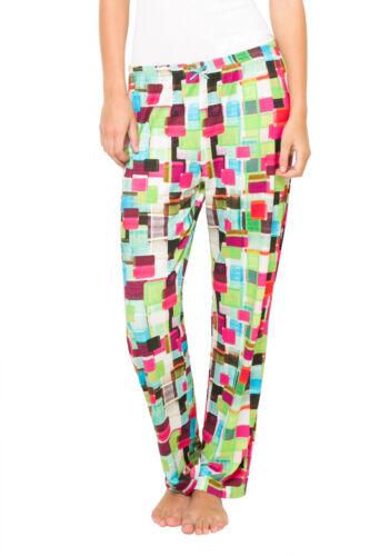 DESIGUAL Pigiama Pantaloni Modello trousers MOJITO Squares