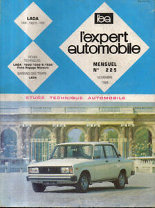 RTA-revue-technique-l-039-expert-automobile-n-225-LADA-1200-1300-1500-s