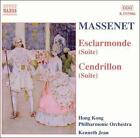 Massenet Jean Hong Kong Phil ORCH - Orchestral Suites CD