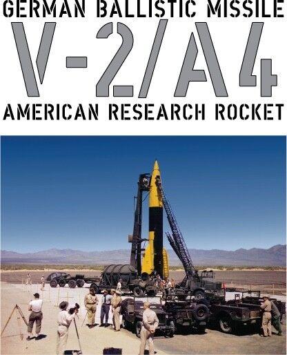 TWELVE PACK! Spacemonkey Models 1/24 scale V-2 rocket plastic model assembly kit