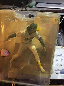 Oakland Athletics Kunststoff Figuren Baseball & Softball