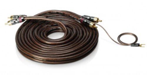 Sinus Live sinus Live cx-50 cinch conector cable de alta calidad 5 metros de cobre