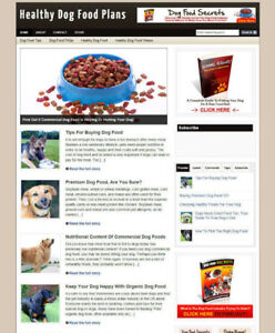 DOG-FOOD-WEBSITE-FULLY-STOCKED-UK-AFFILIATE-STORE-NEW-FREE-DOMAIN-amp-HOSTING