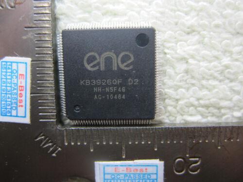 1 Piece New ENE KB3926OF KB392GQF KB3926QFD2 KB3926QF D2 TQFP128 IC Chip