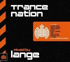 Trance Nation: Mixed by Lange by Various Artists (CD, Jul-2013, Ministry of Sound)