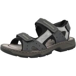 Rieker 26157 Sandalen Men Herren Sandaletten Antistress GuEHB