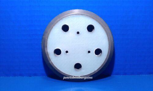 "Porter Cable 13901 Aftermarket 5/"" 5 Hole Adhesive Back Random Orbit Sander Pad"