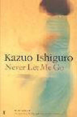 Never Let Me Go, K. Ishiguro, Used; Good Book
