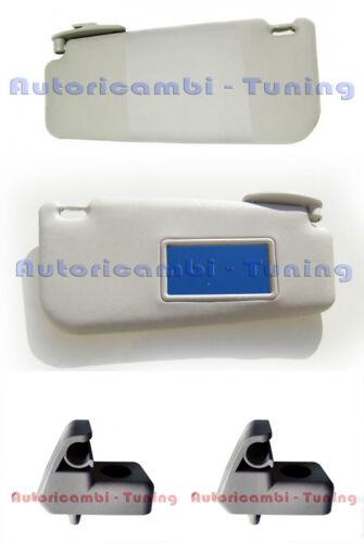 Attacchi Fiat Punto II 2 III 3 Kit Alette Parasole Pantine Sinistra Destra