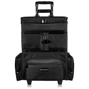 SHANY-Large-Travel-Makeup-Trolley-Storage-Case-with-Multi-Compartments-BLACK