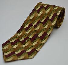 Domenico Franco Como Neck Tie Men Silk NeckTie 59 3/4L 3 1/2W