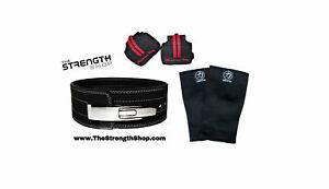 Powerlifting Stiff Black Strength Shop Odin Wrist Wraps Strongman