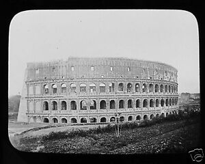 Glass Magic Lantern Slide FULL VIEW OF COLOSSEUM ROME C1900 ROMA ITALY - <span itemprop=availableAtOrFrom>Cornwall, United Kingdom</span> - Returns accepted Most purchases from business sellers are protected by the Consumer Contract Regulations 2013 which give you the right to cancel the purchase within 14 days after the day - Cornwall, United Kingdom