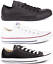 CONVERSE-Chuck-Taylor-All-Star-Leather-Sneakers-Chaussures-pour-Hommes-Original miniature 1