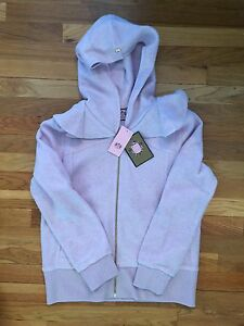Brand New With Tags Womens Juicy Couture Lilac Fleece Jacket Size XL ... 4efc9c67b0