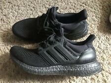 8ba8b0075 adidas Ultra Boost Ltd Triple Black Mens Size 10 DS Pure Bb4677 for ...
