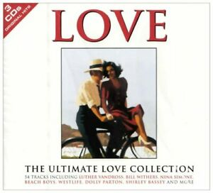 Various-Artists-The-Ultimate-Love-Collection-CD-2007