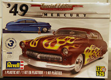 1949 Mercury Coupe Custom, 1:25, Revell 2860