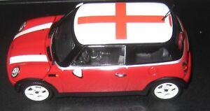 BMW-Mini-Cooper-England-1-43-NEU