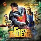 Captain Thunder & The Holy Grail [Original Soundtrack] by Luis Ivars (CD, Feb-2012, Moviescore)