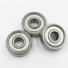 New 10pcs 627zz Miniature Bearings Ball Mini Bearing 7mm22mm7mm 7 X 22 X 7