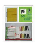80 Water Litmus Paper Test Strips Alkaline Acid Ph Indicator Testing Kit
