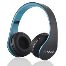 Foldable Bluetooth Wireless Headphones Over Ear Headset with Mic FM TF MP3  Z6C6 29e60155fb