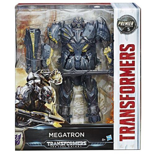 Nouveau Transformers le dernier chevalier Premier Leader Megatron - 8+ Ans