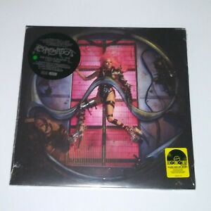 Lady Gaga Chromatica Record Store Day 2021 RSD vinyl yellow colored trifold LP