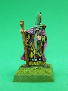 Wizard - Grenadier Models 1433 - TSR AD&D D&D - Painted Metal