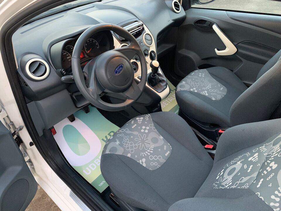 Ford Ka, 1,2 Trend, Benzin