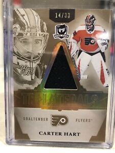 2018-19-Carter-Hart-The-Cup-Tri-Laterals-14-33-Nice-Card