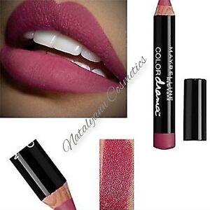 edacaa1a68e Maybelline Color Drama Intense Velvet Lip Pencil