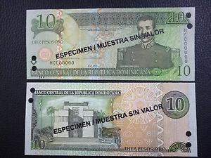 Banknote 10 Pesos Pick 168s Unc