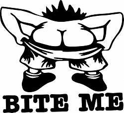 bite-me-funny-rude-novelty-car-sticker-vw-vauxhall-peugeot-ford-honda-clio-bmw