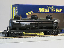 LIONEL AMERICAN FLYER N.A.T.X. 3 DOME S GAUGE TANK CAR 7059 S train 6-47966 NEW