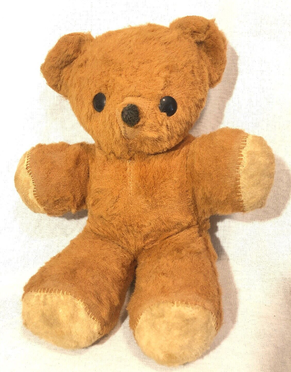 Antique Hand Made Teddy Bear Very old Hand Stitched