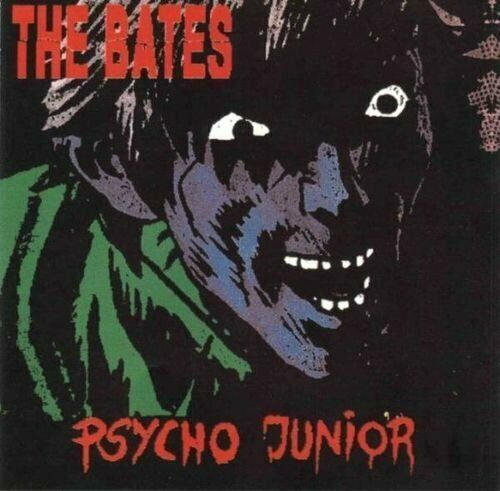 Bates | CD | Psycho junior (1992)