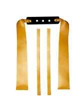 Theraband-oro sustituto de goma/longitud 19cm para tirachinas, honda, Slingshot